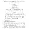 Permutations Without Long Decreasing Subsequences and Random Matrices