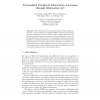 Personalized Peripheral Information Awareness Through Information Art