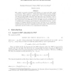 Perturbed sums-of-squares theorem for polynomial optimization and its applications