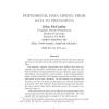 Phenomenal Data Mining: From Data to Phenomena