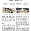 Photograph-based interaction for teaching object delivery tasks to robots