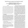 Physical Panoramic Pyramid and Noise Sensitivity in Pyramids
