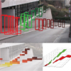 Probabilistic Parameter Selection for Learning Scene Structure from Video