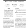 Plasma X-ray Spectra Analysis Using Genetic Algorithms
