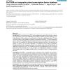 PlnTFDB: an integrative plant transcription factor database