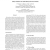 Policy Mediation for Multi-Enterprise Environments