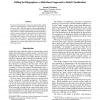 Polling the Blogosphere: A Rule-Based Approach to Belief Classification