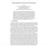Polymorphism and Genetic Programming