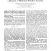 Polynomial Complexity Algorithms for Full Utilization of Multi-Hop Wireless Networks