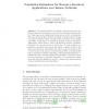 Population Estimation for Resource Inventory Applications over Sensor Networks