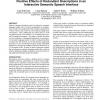 Positive effects of redundant descriptions in an interactive semantic speech interface
