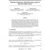 Posterior Consistency of the Silverman g-prior in Bayesian Model Choice