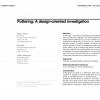 Pottering: a design-oriented investigation