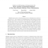 Power analysis of embedded software: a first step towards software power minimization