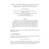Power of a public random permutation and its application to authenticated encryption