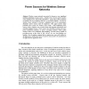 Power Sources for Wireless Sensor Networks