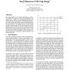 Power Supply Noise Analysis Methodology for Deep-Submicron VLSI Chip Design