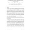 Precise Hausdorff distance computation between polygonal meshes