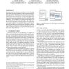 Predicate-based Indexing of Enterprise Web Applications