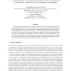 Predictability in Real-time System Development (1) Semantics Support from Development Languages