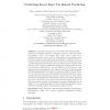 Predicting Secret Keys Via Branch Prediction