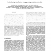 Prediction of Protein Function Using Protein-Protein Interaction Data