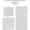 Preferential Semantics for Plausible Subsumption in Possibility Theory