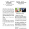 PreSense: interaction techniques for finger sensing input devices