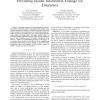 Preventing Insider Information Leakage for Enterprises