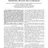 Principles of Optimal Probabilistic Decision Tree Construction