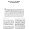 Priority-Driven Acoustic Modeling for Virtual Environments
