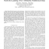 Privacy preserving Back-propagation neural network learning over arbitrarily partitioned data