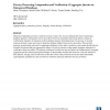 Privacy-Preserving Computation and Verification of Aggregate Queries on Outsourced Databases