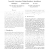 Probabilistic Combination of Multiple Modalities to Detect Interest