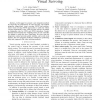 Probabilistic Integration of 2D and 3D Cues for Visual Servoing