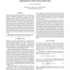 Probabilistic matrix tri-factorization