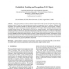 Probabilistic Modeling and Recognition of 3-D Objects