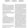 Probabilistic modeling of data cache behavior