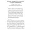 Probabilistic Multi-Shape Representation Using an Isometric Log-Ratio Mapping