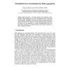 Probabilistic Score Normalization for Rank Aggregation