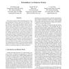 Probabilistic User Behavior Models