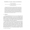 Probabilities of Causation: Bounds and Identification