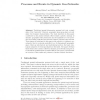 Processes and Events in Dynamic Geo-Networks
