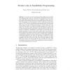 Product Rules in Semidefinite Programming