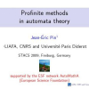 Profinite Methods in Automata Theory
