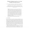 PROLOG/RDBMS Integration in the NED Intelligent Information System