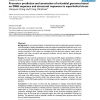 Promoter prediction and annotation of microbial genomes based on DNA sequence and structural responses to superhelical stress
