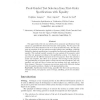 Proof-Guided Test Selection from First-Order Specifications with Equality