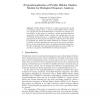 Propositionalisation of Profile Hidden Markov Models for Biological Sequence Analysis