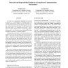 Protocols and Impossibility Results for Gossip-Based Communication Mechanisms